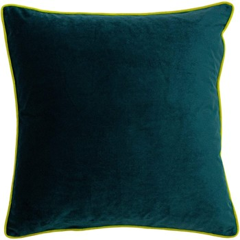 Maison & Déco Housses de coussins Furn Taille unique Bleu sarcelle