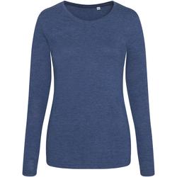 Vêtements Femme T-shirts manches courtes Awdis JT02F Bleu marine