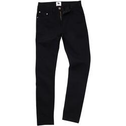 Vêtements Homme Jeans droit Awdis SD04 Noir