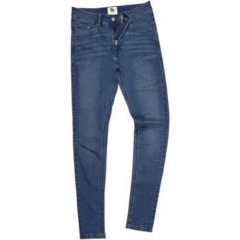 Vêtements Homme Jeans droit Awdis SD04 Bleu