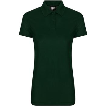Vêtements Femme Polos manches courtes Pro Rtx RX105F Vert bouteille