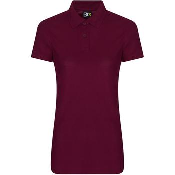 Vêtements Femme Polos manches courtes Pro Rtx RX105F Bordeaux