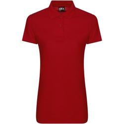 Vêtements Femme Polos manches courtes Pro Rtx RX105F Rouge