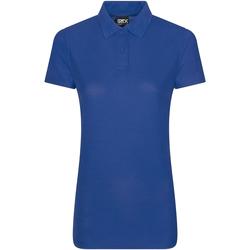 Vêtements Femme Polos manches courtes Pro Rtx RX105F Bleu roi