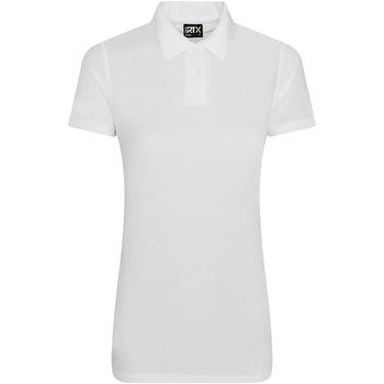 Vêtements Femme Polos manches courtes Pro Rtx RX105F Blanc