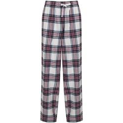 Vêtements Femme Pyjamas / Chemises de nuit Sf SK83 Blanc / rose