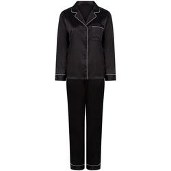 Vêtements Femme Pyjamas / Chemises de nuit Towel City TC55 Noir