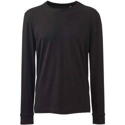 Vêtements Homme T-shirts manches longues Anthem AM11 Noir