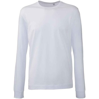 Vêtements Homme T-shirts manches longues Anthem AM11 Blanc