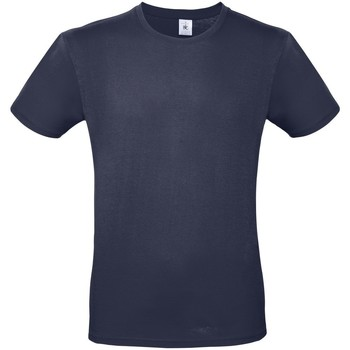 Vêtements Femme T-shirts manches courtes B And C BA210 Bleu marine