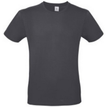 Vêtements Femme T-shirts manches courtes B And C BA210 Gris foncé