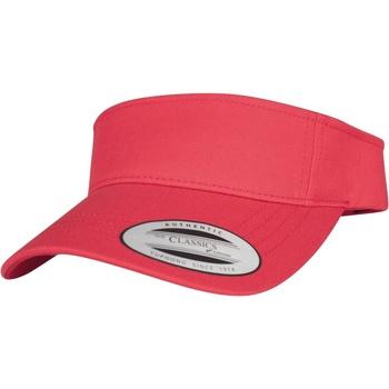 Accessoires textile Casquettes Flexfit By Yupoong YP060 Rouge