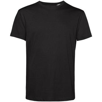Vêtements Homme T-shirts manches courtes B&c BA212 Noir