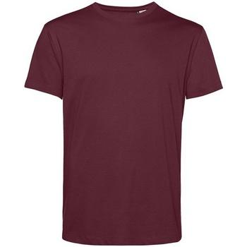 Vêtements Homme T-shirts manches courtes B&c BA212 Bordeaux