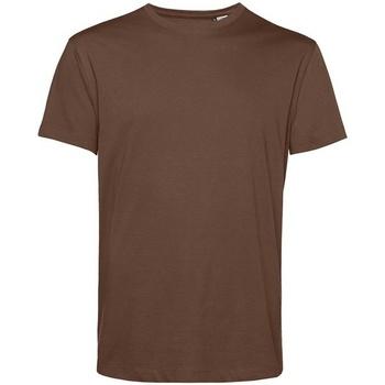 Vêtements Homme T-shirts manches courtes B&c BA212 Café