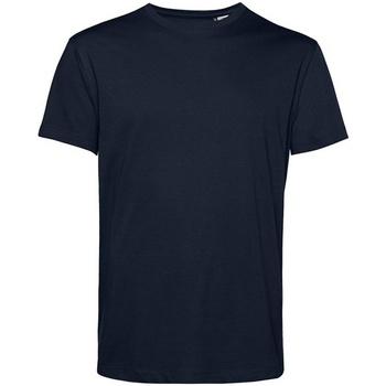 Vêtements Homme T-shirts manches courtes B&c BA212 Bleu marine