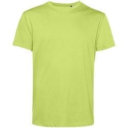 Vêtements Homme T-shirts manches courtes B&c BA212 Vert citron