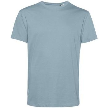 Vêtements Homme T-shirts manches courtes B&c BA212 Bleu