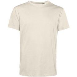 Vêtements Homme T-shirts manches courtes B&c BA212 Blanc cassé