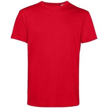Vêtements Homme T-shirts manches courtes B&c BA212 Rouge