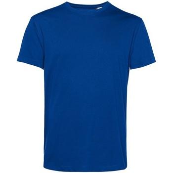 Vêtements Homme T-shirts manches courtes B&c BA212 Bleu roi