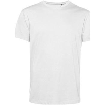 Vêtements Homme T-shirts manches courtes B&c BA212 Blanc
