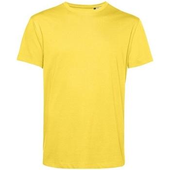 Vêtements Homme T-shirts manches courtes B&c BA212 Jaune