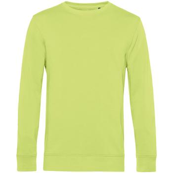 Vêtements Homme Sweats B&c WU31B Vert citron