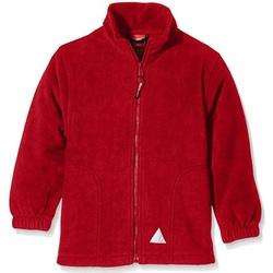 Vêtements Enfant Polaires Result RS114B Rouge