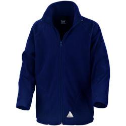 Vêtements Enfant Polaires Result RS114B Bleu roi