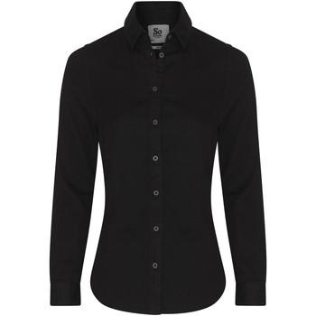 Vêtements Femme Chemises / Chemisiers Awdis SD045 Noir
