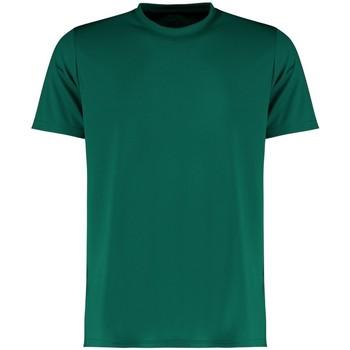 Vêtements Homme T-shirts manches courtes Kustom Kit KK555 Vert bouteille