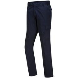 Vêtements Homme Chinos / Carrots Portwest PW363 Bleu marine