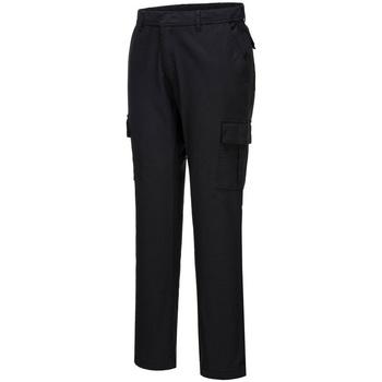 Vêtements Homme Pantalons cargo Portwest PW363 Noir