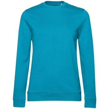 Vêtements Femme Sweats B&c WW02W Bleu