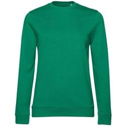 Vêtements Femme Sweats B&c WW02W Vert