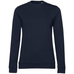 Vêtements Femme Sweats B&c WW02W Bleu marine