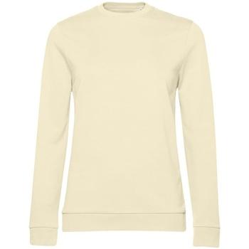 Vêtements Femme Sweats B&c WW02W Jaune pâle