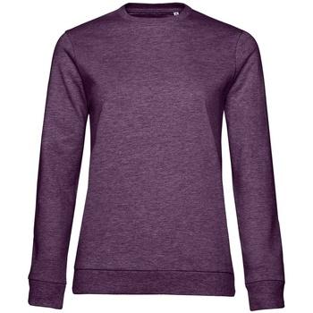 Vêtements Femme Sweats B&c WW02W Violet chiné