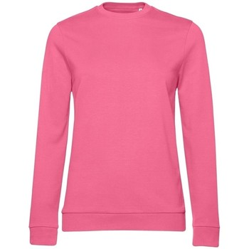 Vêtements Femme Sweats B&c WW02W Rose clair