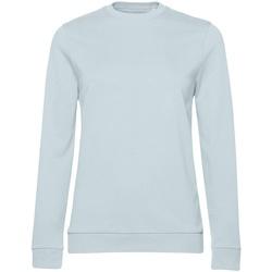 Vêtements Femme Sweats B&c WW02W Bleu ciel