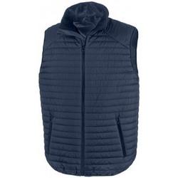 Vêtements Vestes Result R239X Bleu marine
