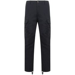 Vêtements Pantalons cargo Front Row FR625 Bleu marine