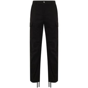 Vêtements Pantalons cargo Front Row FR625 Noir