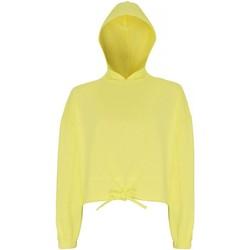 Vêtements Femme Sweats Tridri TR085 Citron