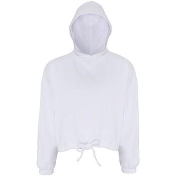 Vêtements Femme Sweats Tridri TR085 Blanc