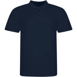 Vêtements Polos manches courtes Awdis JP100 Bleu marine