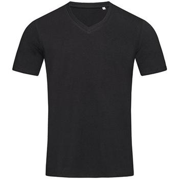 Vêtements Homme T-shirts manches courtes Stedman Stars  Noir
