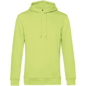 Vêtements Homme Sweats B&c WU33B Vert citron