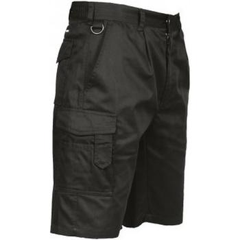 Vêtements Homme Shorts / Bermudas Portwest PW128 Noir